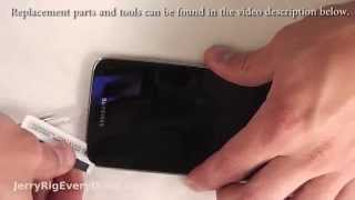 Galaxy S5 Screen Repair, Charging Port Fix, Complete Teardown