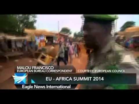 EU AFRICA SUMMIT 2014 - Malou Francisco reports