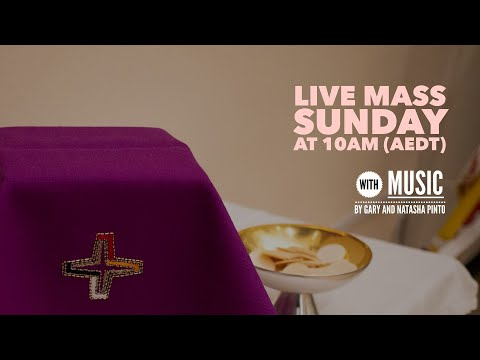 Mass at Home Live - 4th Sunday of Lent