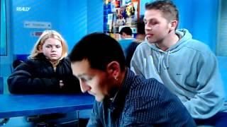 Jack,Tony,Spencer,Chloe and Charlie fight scene Ca