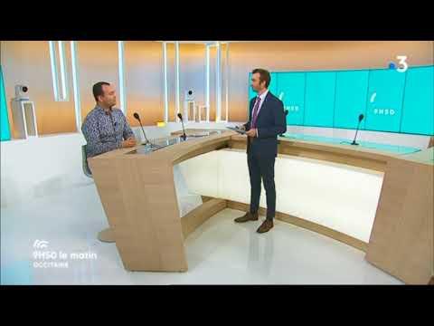Karim Ghiyati, invité de l'émission 9h50 le matin - Occitanie