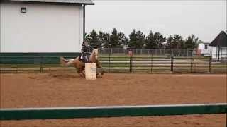 Turn & Burn - Barrel Racing Music Video