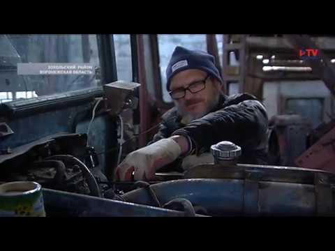 """Рубрика """"Окрестности"""" - Хохольский район. Костёнки 12.11.2019"""