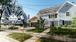 House Flipper - Тяжела работа сантехника! Прохождение серия 2