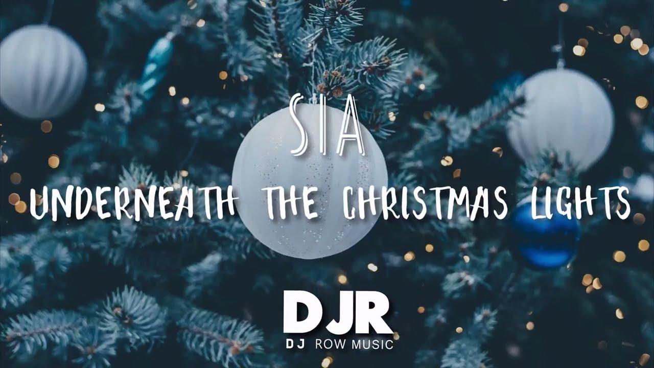 christmas lights lyrics # 14