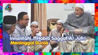 Innalillahi.. Ulama Kharismatik Palu, Habib Saggaf Al Jufri Meninggal Dunia