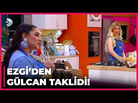 Ezgi'den Gülcan Ekici Show - Gelinim Mutfakta 317. Bölüm