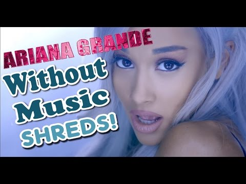 Ariana Grande - Focus - Without Music - Shreds