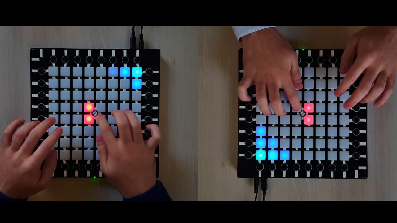 Alan Walker - Alone - Launchpad Pro Cover - YouTube