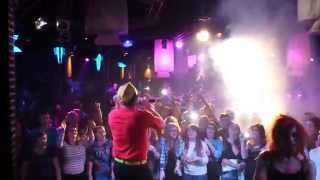 """CZADOMAN  Live   """"Ruda tańczy jak szalona""""   na żywo"""