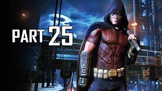 Batman Arkham Knight Walkthrough Part 25 - Robin (Let's Play Gameplay Commentary)
