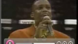 Carl Lewis National Anthem Clip