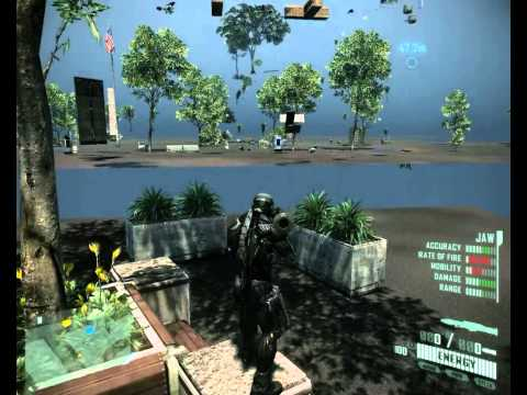 how to make crysis 2 3rd person