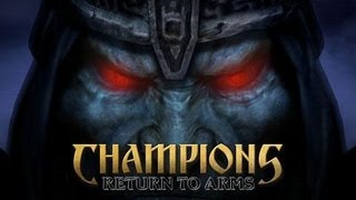 Champions: Return to Arms Gameplay PS2