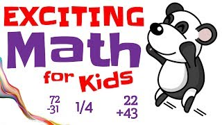 Exciting Math for Kids
