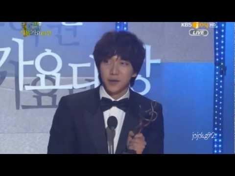 Lee Seung Gi in 22nd Seoul Music Award (2013)  Eng Sub