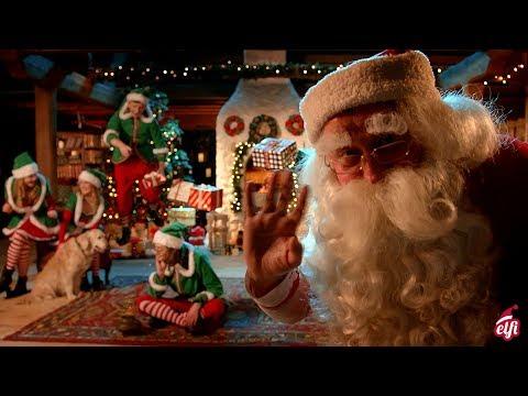 Video di Babbo Natale 2017