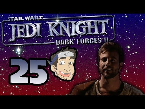 Star Wars Jedi Knight Dark Forces 2 - Part 25 - Lightsaber Time