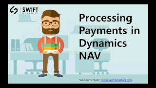 Processing Payments in Dynamics NAV - WebSan Solutions Inc.