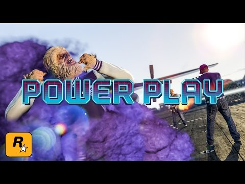 Official Rockstar Games POWER PLAY Live Stream (GTA Online)