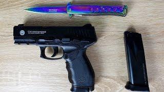 Taurus PT 24/7 Softair Pistole | Test schießen und Review - 25 Schuss Magazin