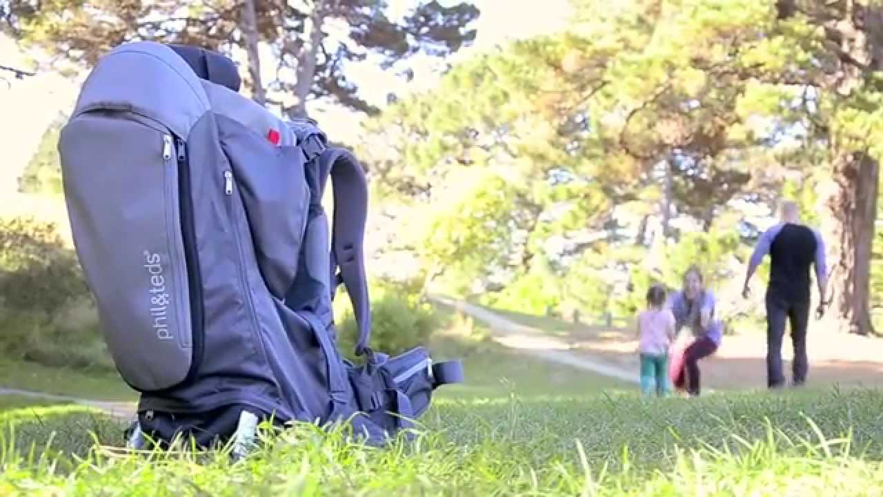 escape carrier backpack freedom for serious adventure phil teds