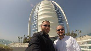 Our Suite at the Burj Al Arab, Dubai