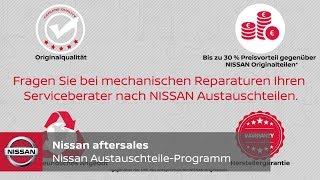 NISSAN Austauschteile-Programm