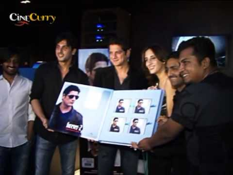 Zayed Khan launches DJ Aqeel's album Forever - 2