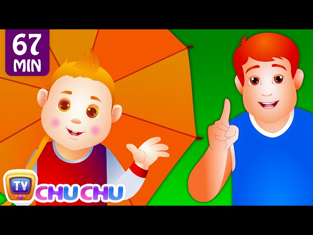 Johny Johny Yes Papa PART 5 and Many More Videos | Popular Nursery Rhymes Collection by ChuChu TV