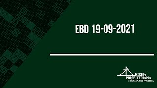 EBD | 19/09/2021