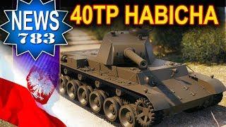 JEST! 40TP Habicha - polska szóstka - World of Tanks