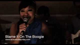 Blame It On Boogie - Acoustic Saturday Live Music for Events - Singapore Wedding Live Band