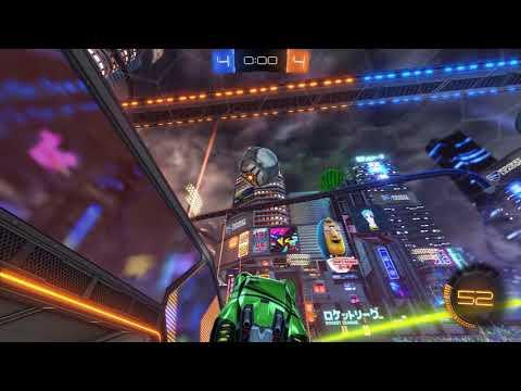 My random Rocket-League montage