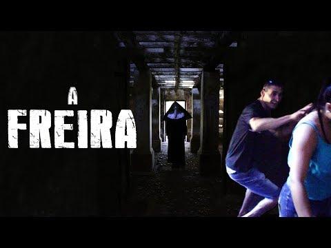 A FREIRA - PEGADINHA EM CASARÃO ASSOMBRADO (THE NUN PRANK) - Lenda Urbana