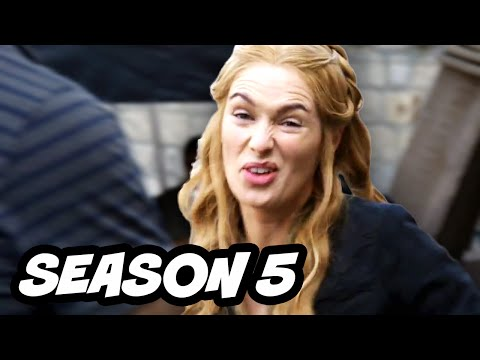 Game Of Thrones Season 5 - A Day In The Life Breakdown