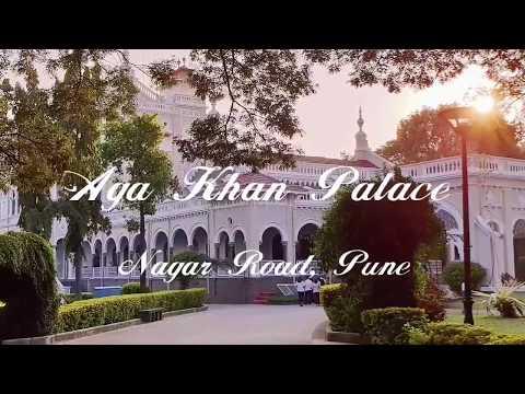 Aga Khan Palace Pune  Maharashtra Travel   India