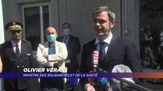 Olivier Véran fait le point sur l'envoie des masques aux personnes précaires