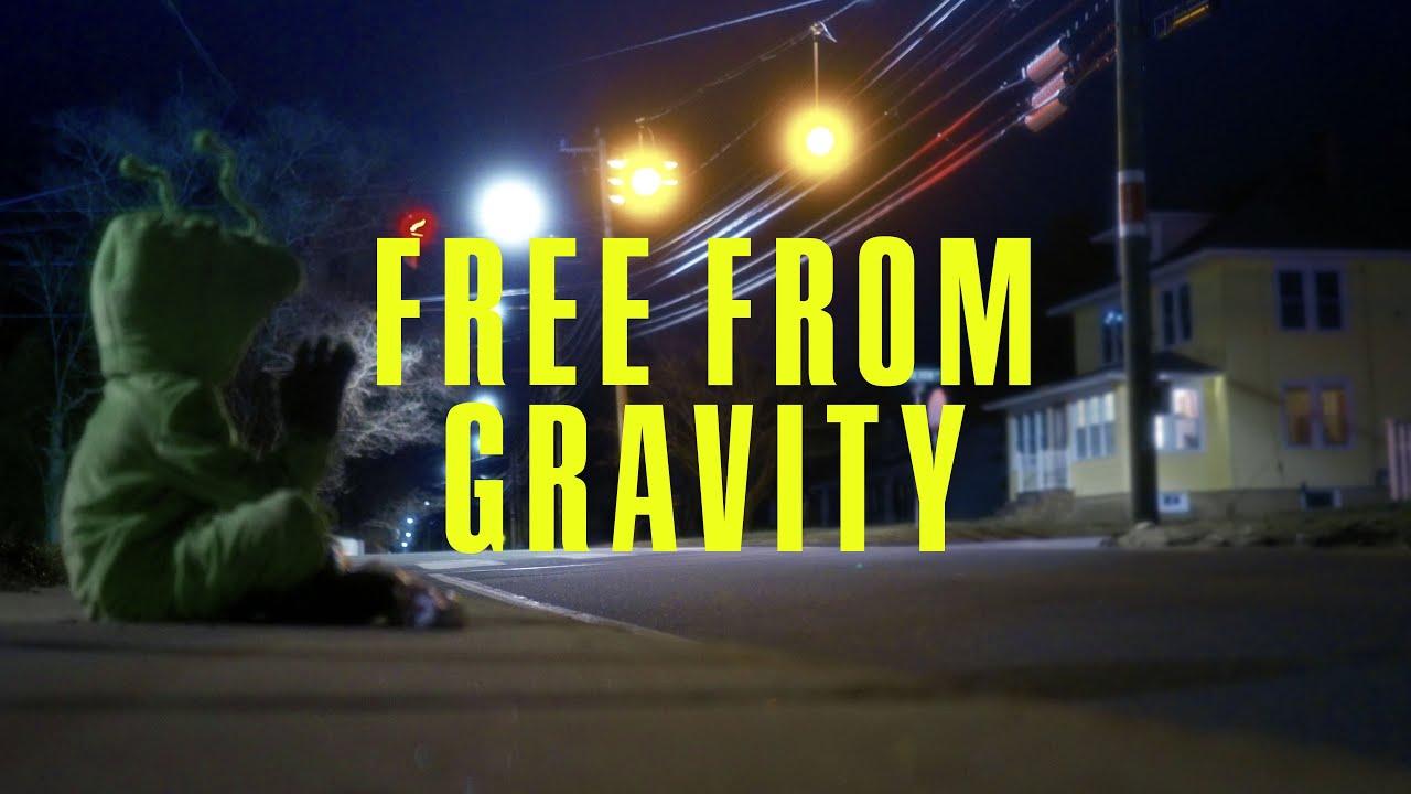 Django Django - Free From Gravity (Official Video)