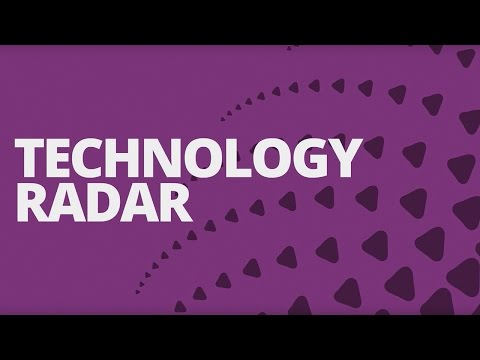 Ian Cartwright & James Lewis  –  Introduction to the ThoughtWorks Technology Radar March 2015