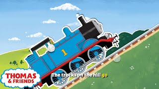 The Wheels on the Train   Thomas & Friends UK - Nursery Rhymes for Kids