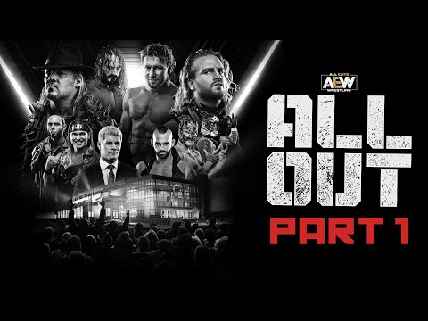 AEW All Out Part 1 | 8/31/19