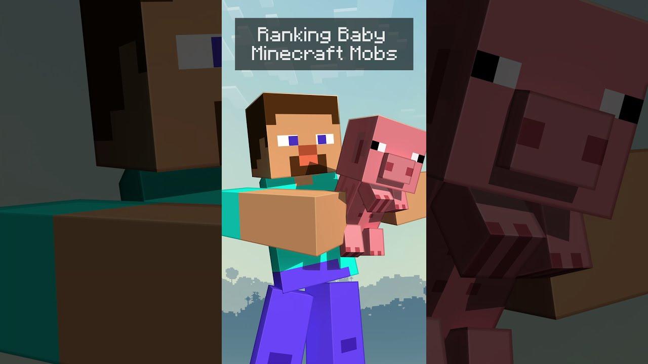 Download Ranking Baby Minecraft Mobs!