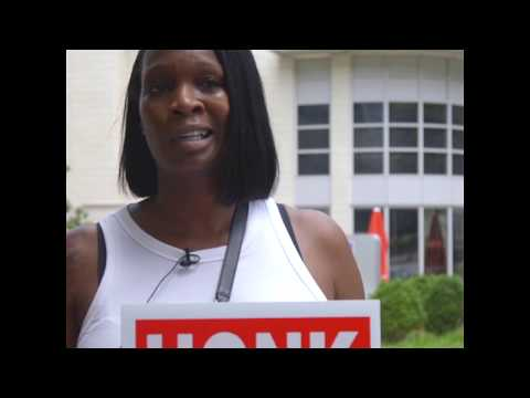 Standing Up To AT&T | Southeast Bargaining | CWA Video