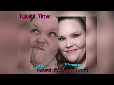 Tutorial Time: Natural Everyday Look thumbnail