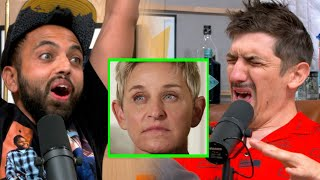 Ellen's Predatory Producer Ghosted Me | Flagrant 2 with Andrew Schulz and Akaash Singh