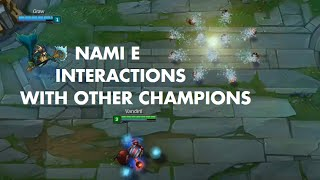 Nami's E Interactions Montage!