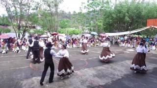 Chotis bailando con mi novia - Club de danza COBAPE Pedernales