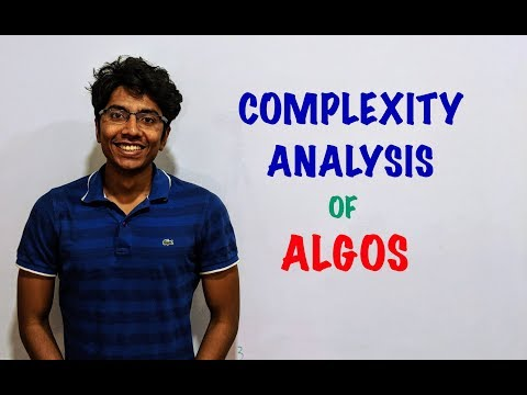 Time Complexity Analysis - Basics of Algorithms