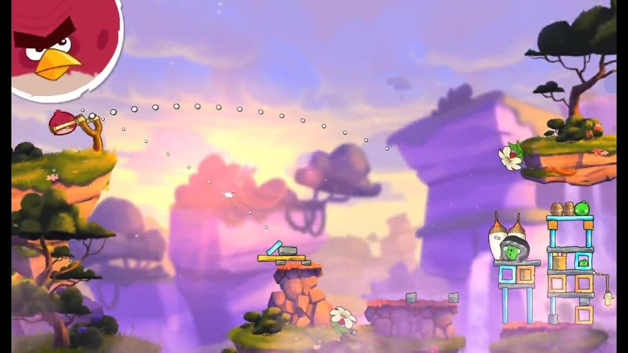 Angry Birds 2 Level 172 Angry Birds 2 Walkthrough Full Hd